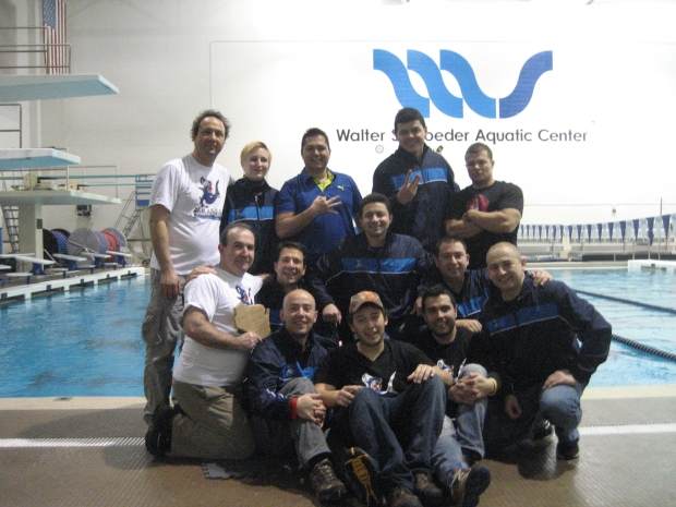 New Jersey Hammerheads - 3rd Place