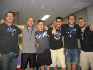 2nd Place - Club Camo